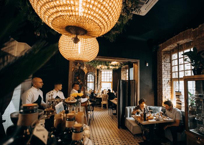 ресторан Rita Steinberg