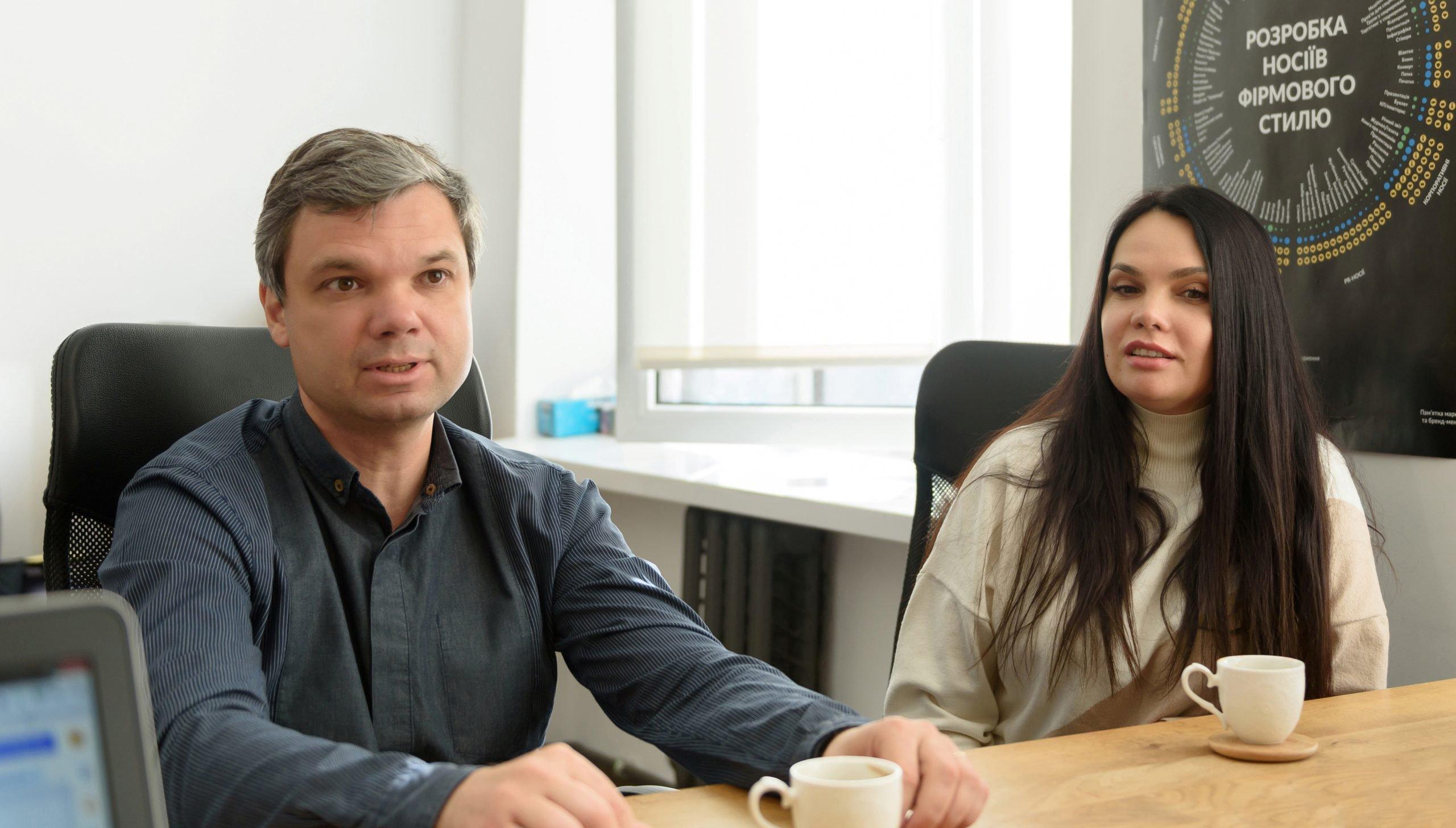 Власники «Вищої Проби» Сергієм та Віталіною Дульгер