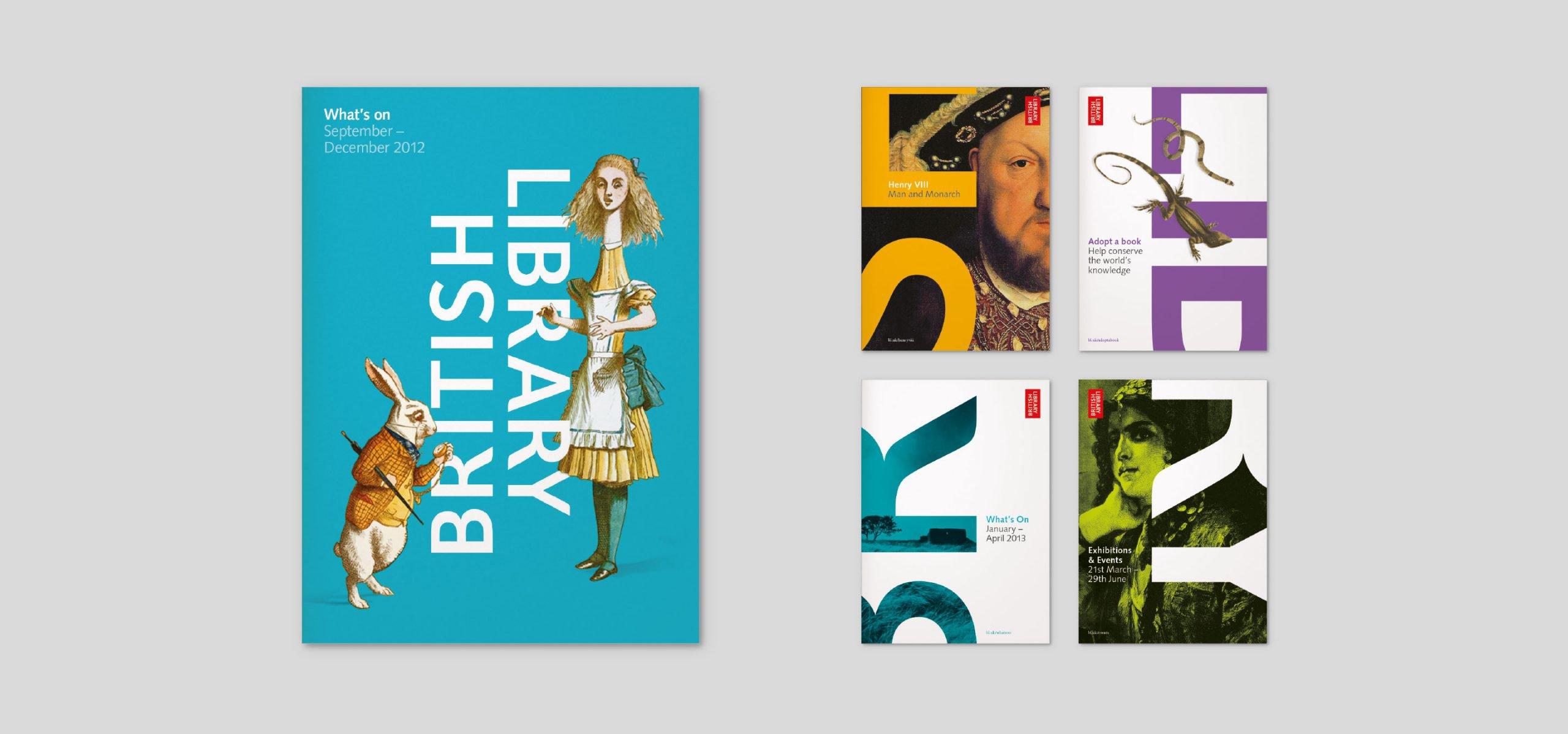 Обкладинка British Library