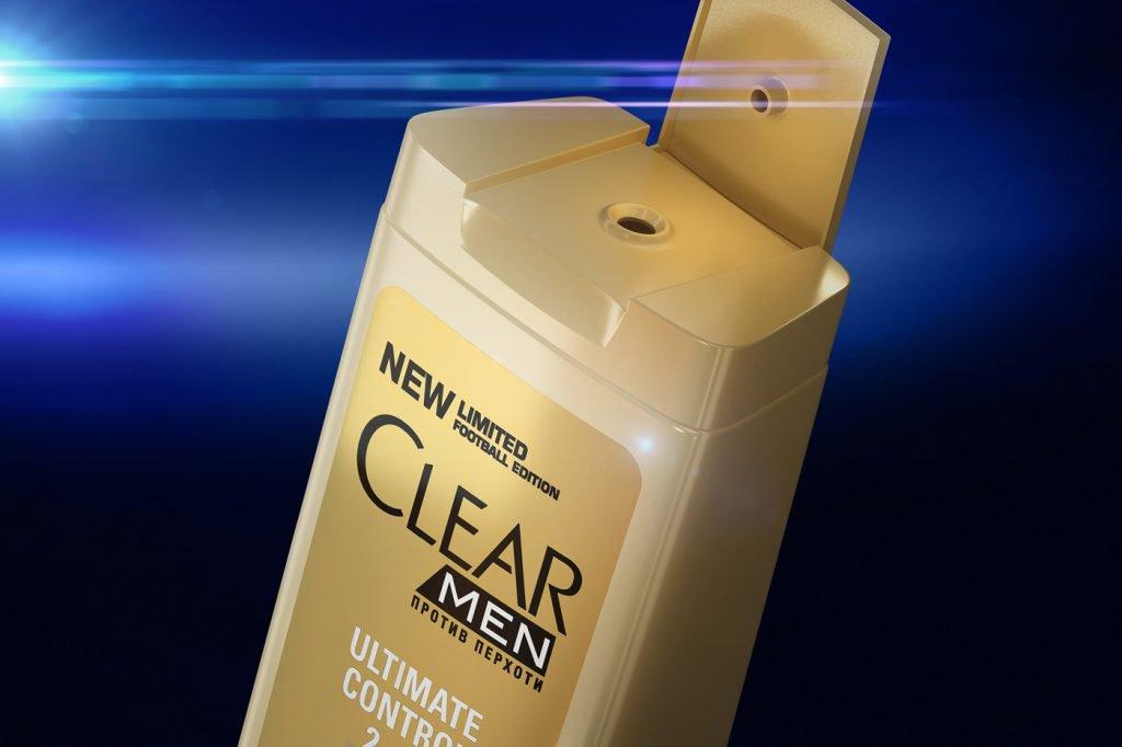 Лімітовані серії упаковок: Clear
