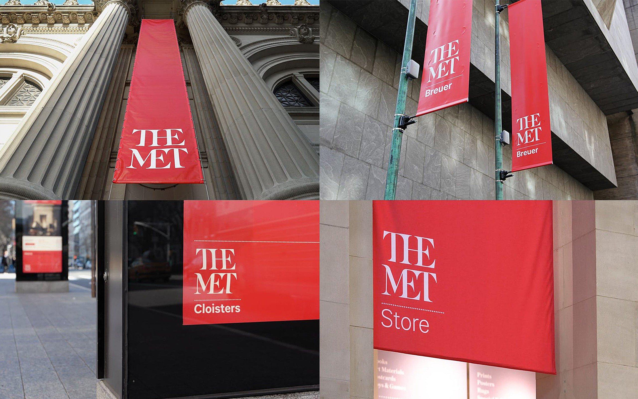 Зовнішня реклама The Met